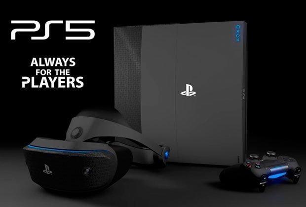جهاز Sony PlayStation5