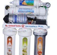 فلتر مياه يونايتد 7 مراحل