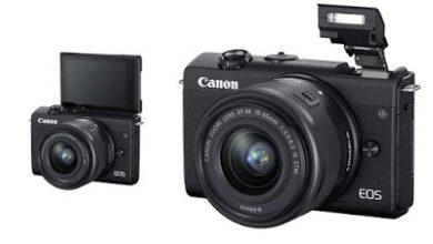كاميرا كانون EOS M200