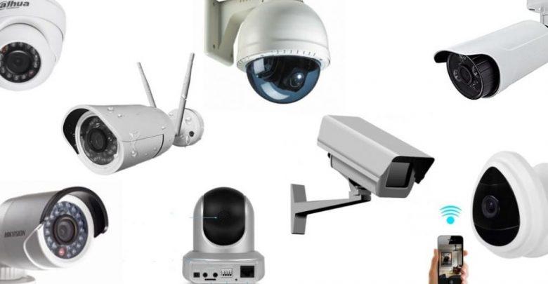 كاميرات المراقبة العالمية