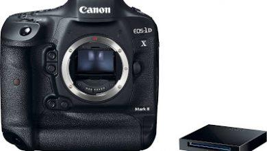 Photo of أهم مواصفات وأسعار كاميرا كانون Canon EOS-1D X Mark II