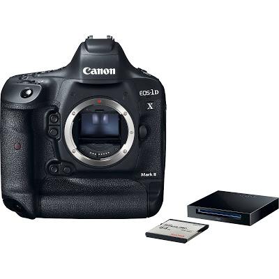 كاميرا كانون EOS-1D X Mark II