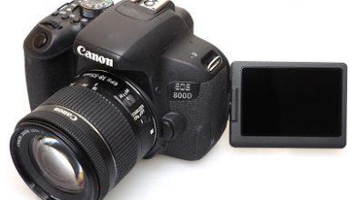 Photo of تعرف على أسعار ومواصفات كاميرا CANON 800 D