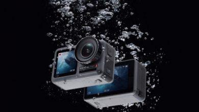 كاميرا DJI Osmo Action