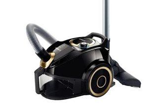Photo of مكنسة بوش الكهربائية 1400 وات لون أسود ذهبي BGS4GOLD