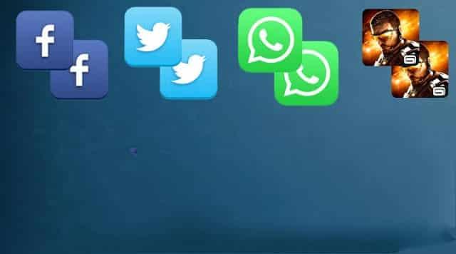 عمل نسخ لتطبيقات الموبايل