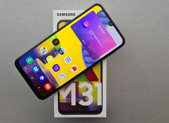 موبايل Samsung Galaxy M31