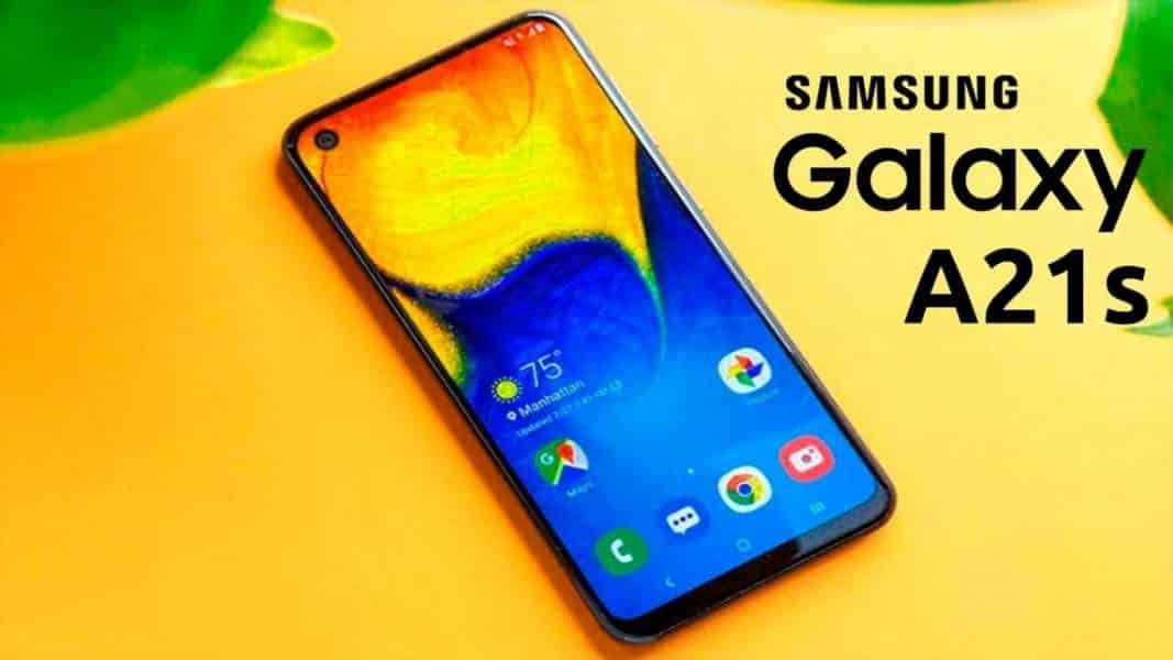 هاتف Samsung Galaxy A21s