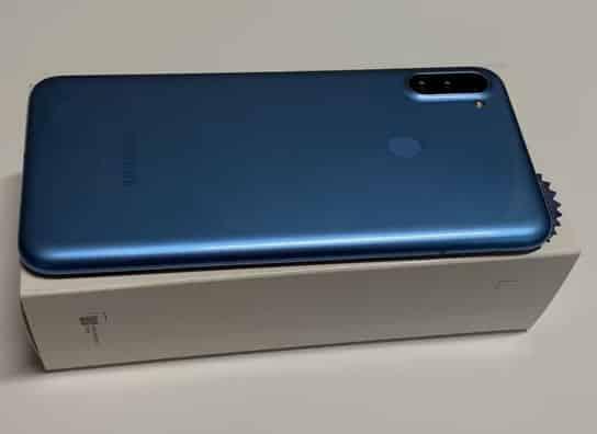 هاتف Samsung Galaxy A11