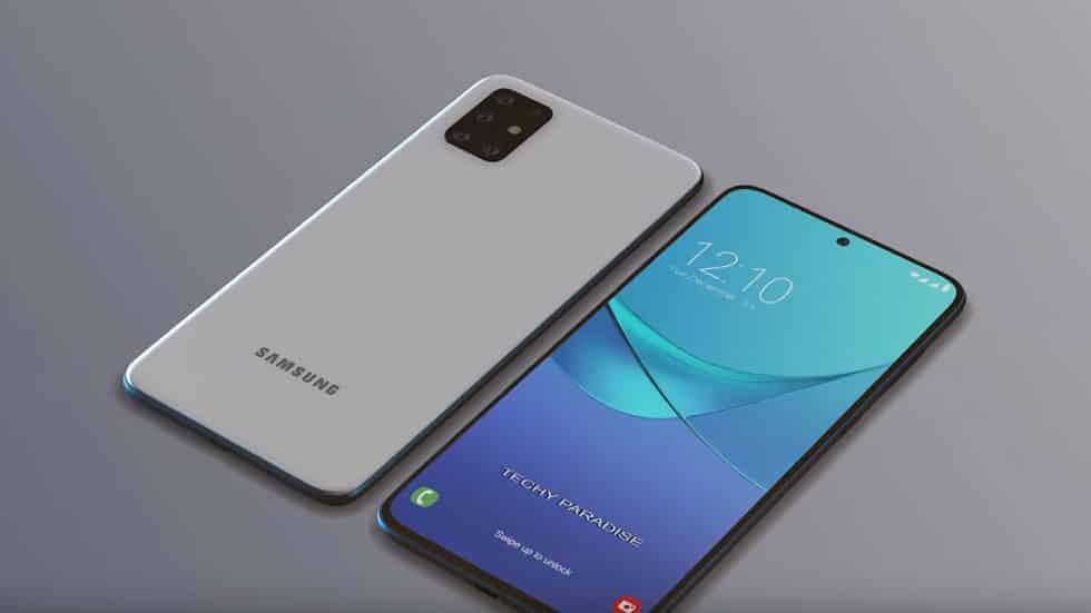 هاتف Samsung Galaxy A31