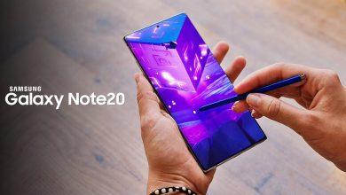 Photo of هاتف Samsung Galaxy Note 20 Ultra أقوي هواتف سلسلة Note