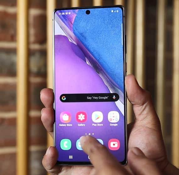 هاتف Samsung Galaxy Note 20