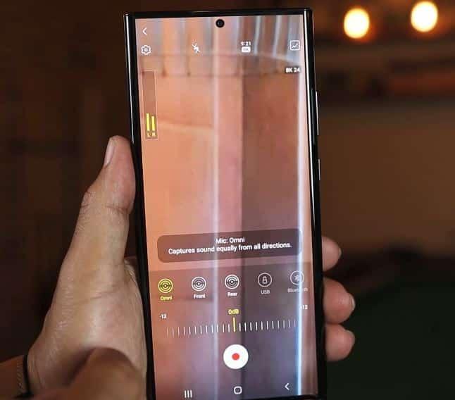 هاتف Samsung Galaxy Note 20 Ultra