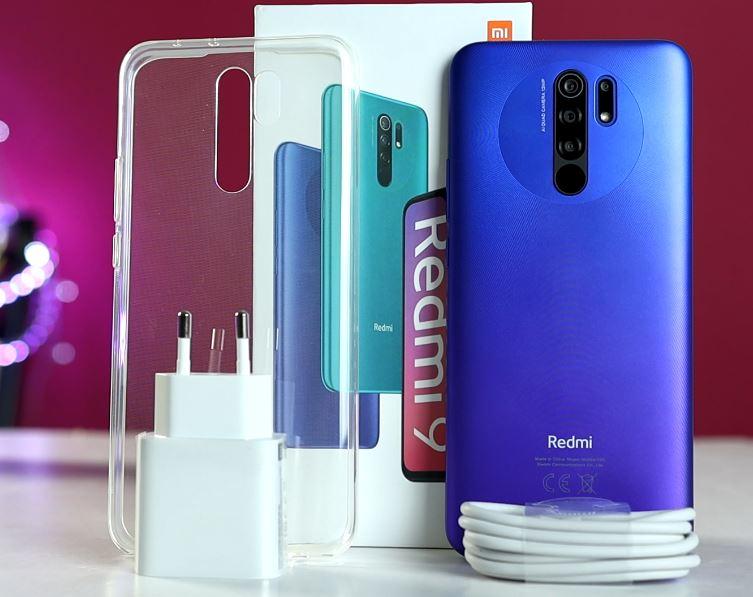 هاتف Xiaomi Redmi 9