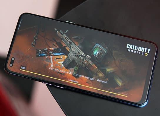 هاتف Oppo Reno 4