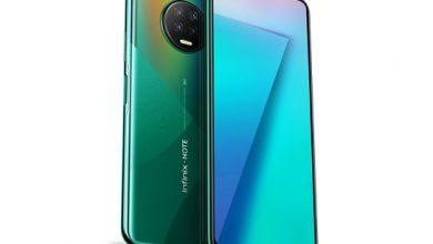 Photo of هاتف Infinix Note 7 أول هاتف من انفينكس في الفئة المتوسطة بمعالج MediaTek Helio G70