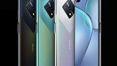 Photo of هاتف Infinix Zero 8 أحدث هواتف انفينكس في الفئة المتوسطة بشكل جديد