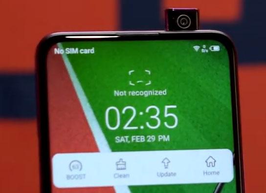 هاتف Infinix S5 Pro