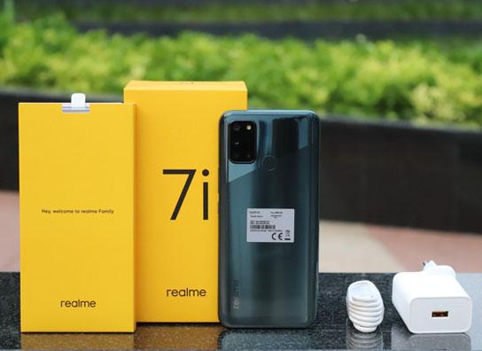 هاتف Realme 7i