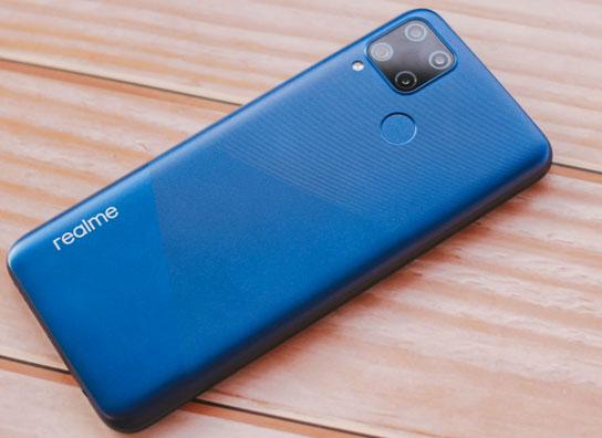 هاتف Realme C15