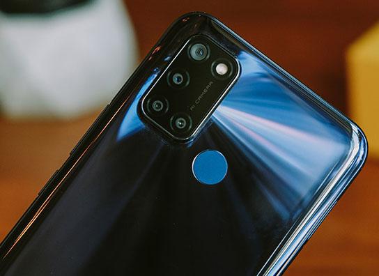 كاميرا Realme C17