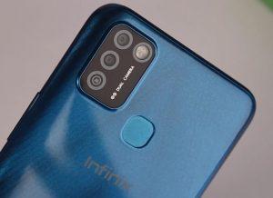 كاميرا Infinix smart 4