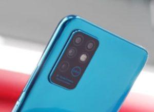 كاميرا هاتف Infinix Note 8