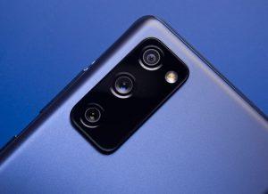 كاميرا Samsung Galaxy S20 FE