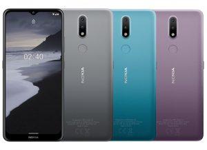 Photo of سعر ومواصفات هاتف Nokia 2.4 المدعم لمستشعر البصمة