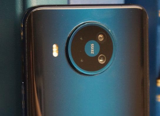 كاميرا Nokia 8.3 5G