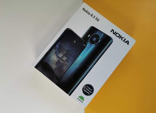 علبة Nokia 8.3 5G