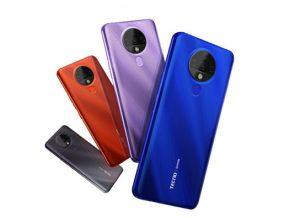 Photo of مواصفات هاتف Tecno Spark 6 أحد أرخص الهواتف بذاكرة صلبة وعشوائية كبيرة