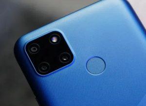 كاميرا Realme C12