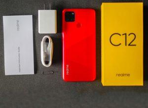 علبة Realme C12