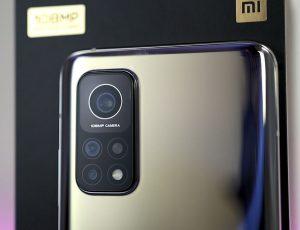 كاميرا هاتف Xiaomi Mi 10T Pro